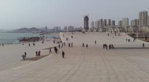 世界で2番目に大きい星海広場